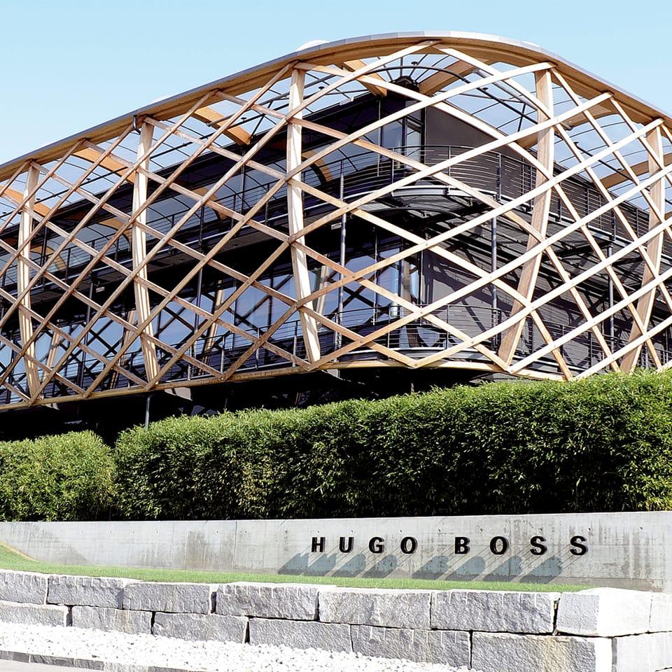 Hugo Boss Ticino Sa Switzerland Smart Planning Holzmedia